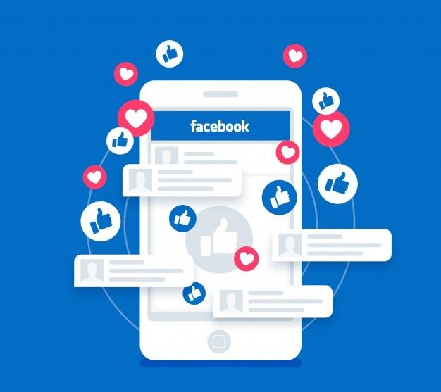 Facebook Marketing reactions social media marketing