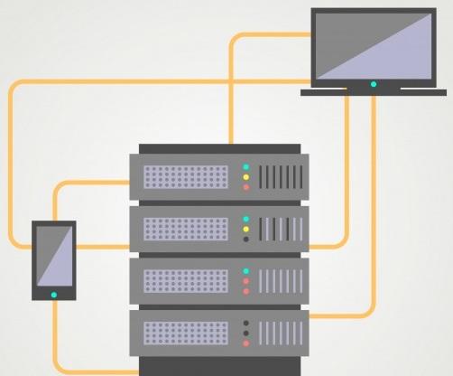 host server texniki ipostiriksi
