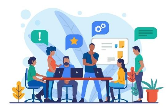 Omada meeting digital marketing search engine marketing
